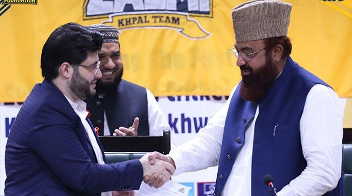 Peshawar Zalmi launches Madrasa Cricket League