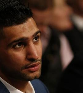 Amir Khan to donate Rs1 million for construction of dams in Pakistan
