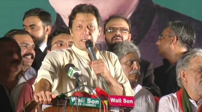 Sharifs destroyed police in Punjab: Imran