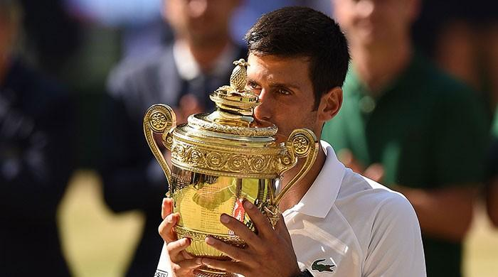 Djokovic wins fourth Wimbledon title and 13th major