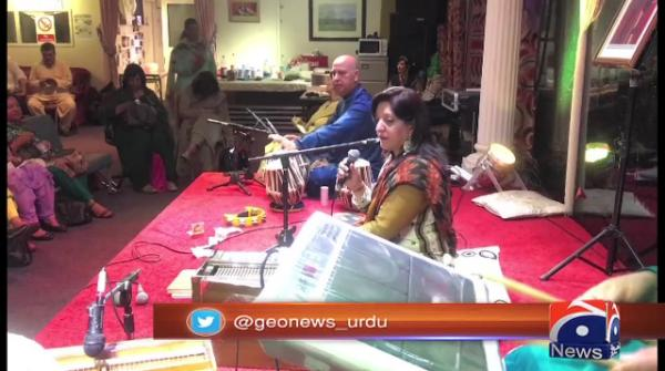 Pakistani diaspora enjoy traditional music in Birmingham