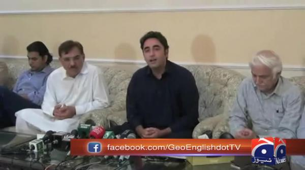 PPP shouldn't be pushed against the wall: Bilawal