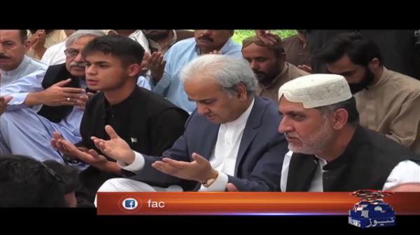PM Mulk in Quetta as nation mourns Mastung martyrs
