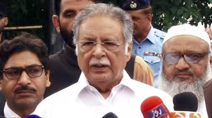 Nawaz should be granted same relief as Zardari: Pervaiz Rasheed