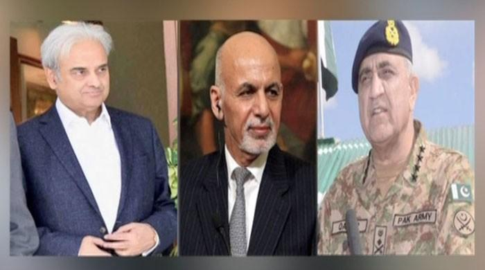 Ghani assures enhanced border security measures during Pakistan polls