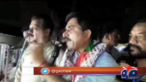 Three friends turn into political rivals for NA-47 race