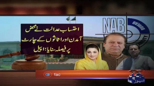 IHC to take up Sharif family's appeals against Avenfield verdict on Tuesday
