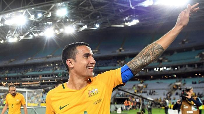 Record scorer Tim Cahill retires from Australia duty