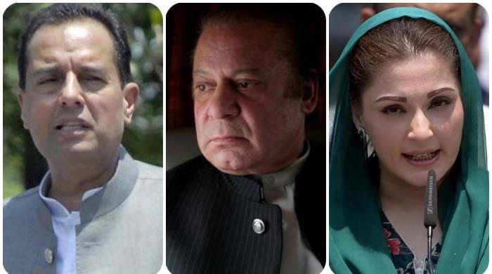 NAB issued notices on Sharifs' pleas against Avenfield verdict