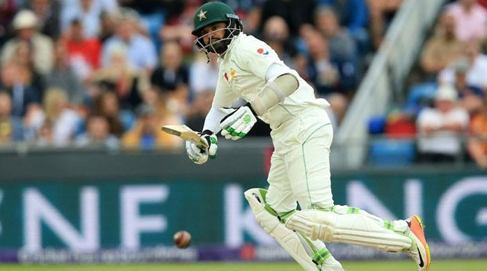 Somerset sign Pakistan opening batsman Azhar Ali