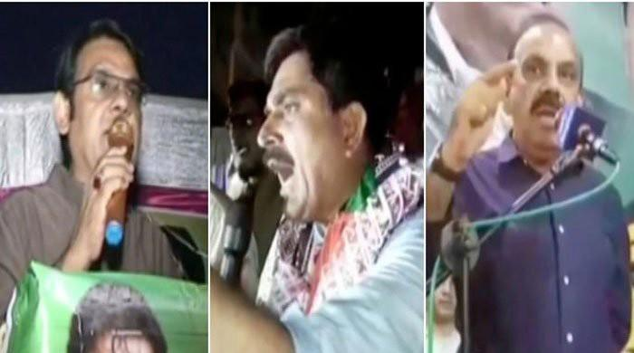 Once united under MQM's flag, three friends battle it out for PS-47 seat
