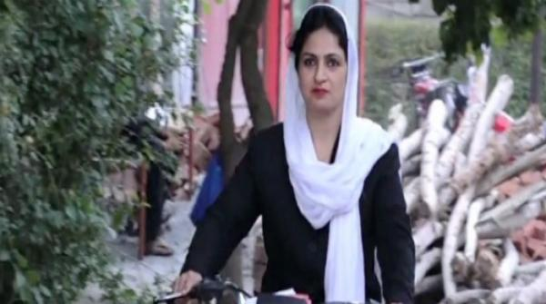 Lawyer on wheels: ANP's female candidate seeks to dispense justice to all