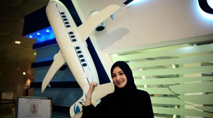 Saudi aviation academy to train first women pilots