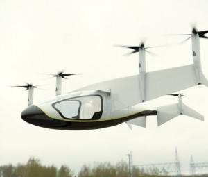 Rolls-Royce unveils hybrid flying taxi at Farnborough