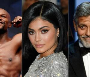 Mayweather, George Clooney lead world's highest paid entertainers