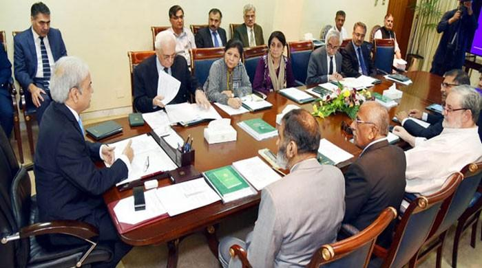 Cabinet approves open trial against Nawaz Sharif in two NAB references