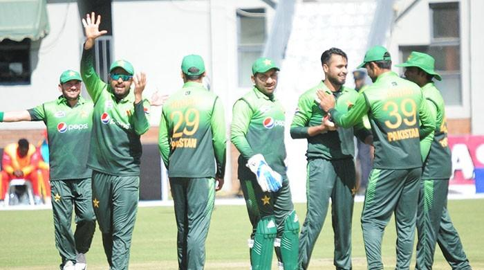 Pakistan thrash Zimbabwe in 3rd ODI to clinch series