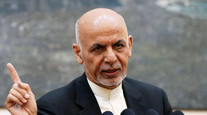 Upcoming Afghan elections good opportunity for Taliban, nation: Ghani