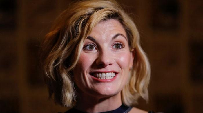 First female 'Doctor Who' calls role 'an absolute joy'