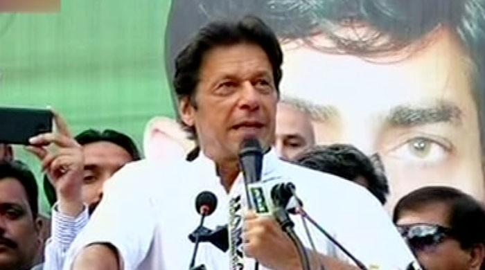 Shehbaz Sharif will have to go to Adiala as well: Imran Khan