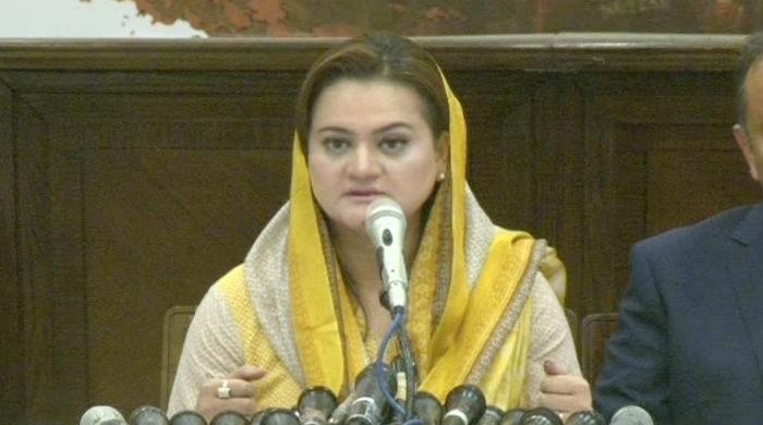 Efforts to subtract Nawaz will not succeed, says Marriyum