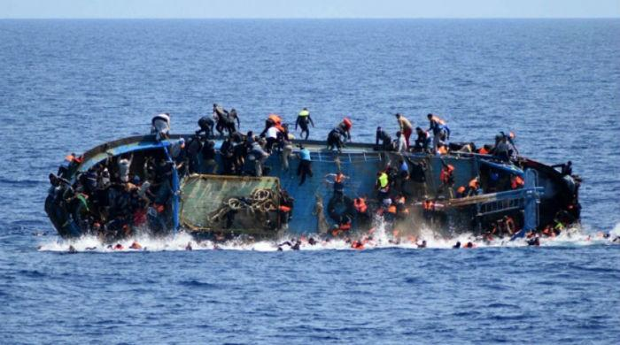 16 drown, 30 missing as refugee boat sinks off north Cyprus: media