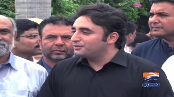 Attempts being made to form IJI-like puppet alliance, claims Bilawal
