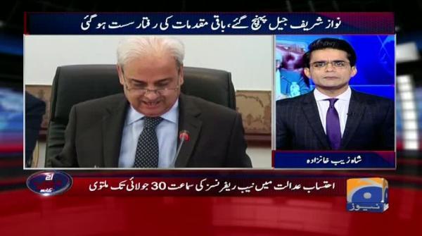 PTI Sindh Ka Maidan Marna Chahti Hai,Shah Mehmood Ko Lagta Hai Sindh Ki Qayadat Tayyar Hi Nahi. Aaj Shahzaib Khanzada Kay Sath