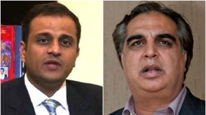 Barrister Murtaza Wahab checkmates Imran Ismail on tax return claim