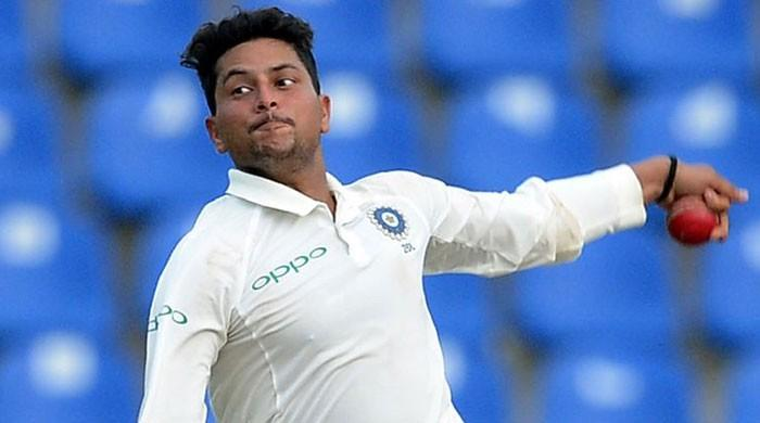 Kuldeep Yadav gets India call for start of England Test series