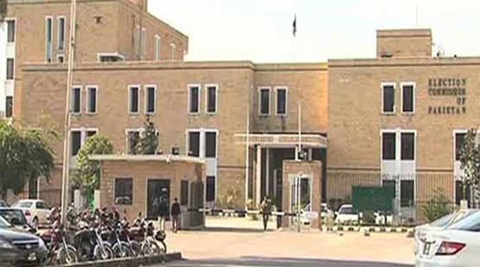 Improving security situation on ECP's orders, GHQ rep tells Senate body