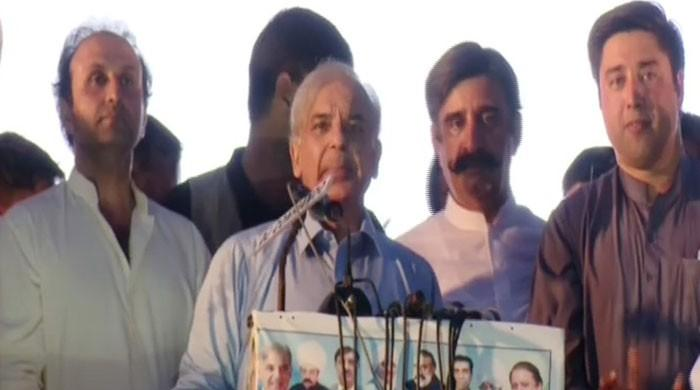 Imran devastated KP, Nawaz brought prosperity to country: Shehbaz Sharif