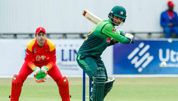 Fakhar Zaman and Imam-ul-Haq smash records in Bulawayo