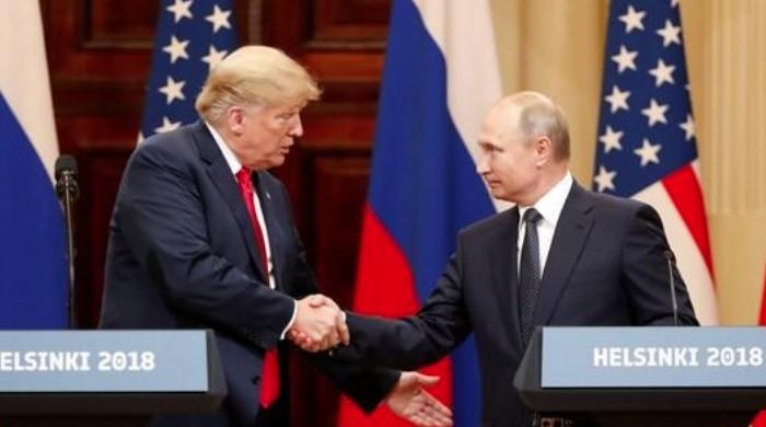 Trump invites Putin to Washington after interview furor