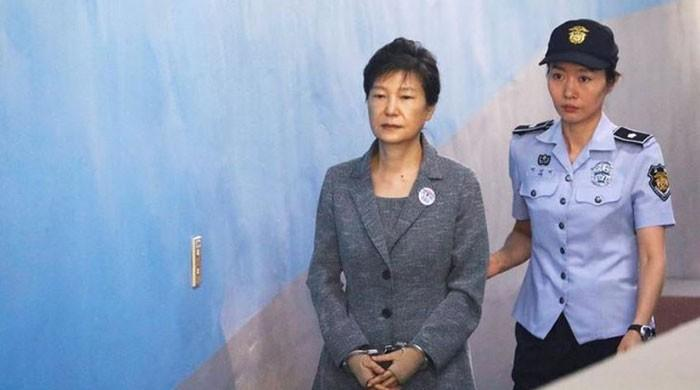 South Korean court sentences president Park to another eight years in jail
