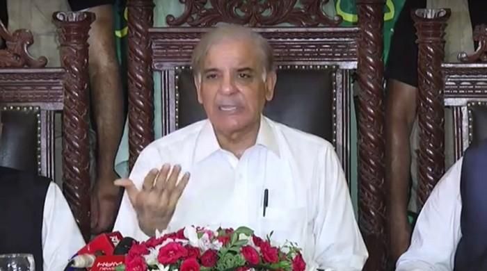 ECP silent as Punjab government dances to PTI's tunes: Shehbaz