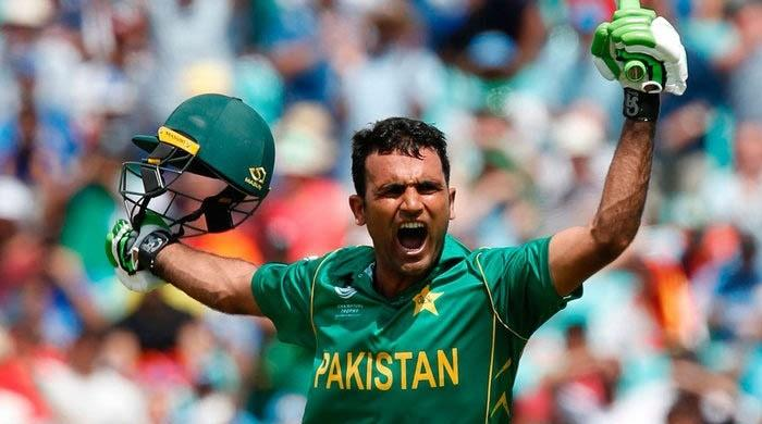 Fakhar Zaman becomes first Pakistani to hit ODI double century
