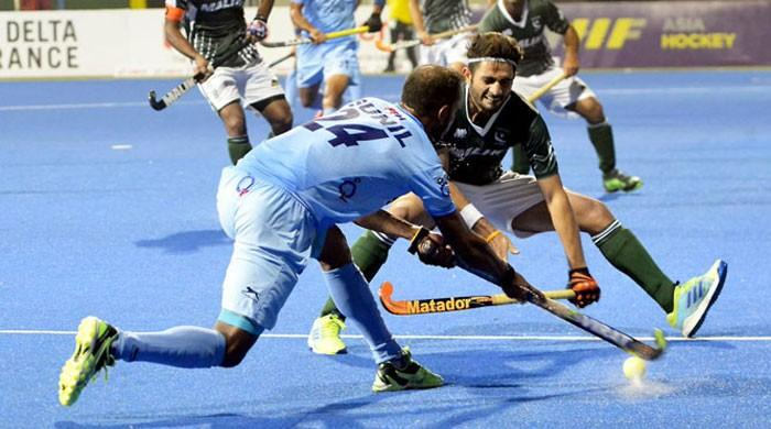 Asian Champions Trophy: Pakistan to play against India on October 20