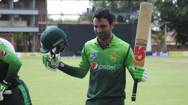 Fakhar smashes Pakistan's first double ton after record opening partnership