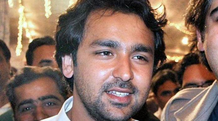 Ali Musa Gilani's convoy attacked in Multan
