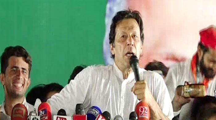 PML-N wasted Rs60bn on Multan metro bus service, says Imran
