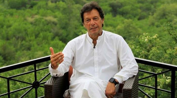 Would sit in opposition if unable to form govt without PPP, PML-N: Imran