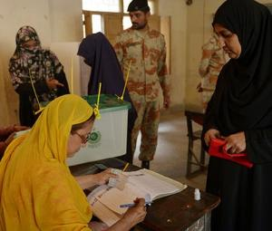 Around 1.6 million polling staff to be deployed on election day: ECP
