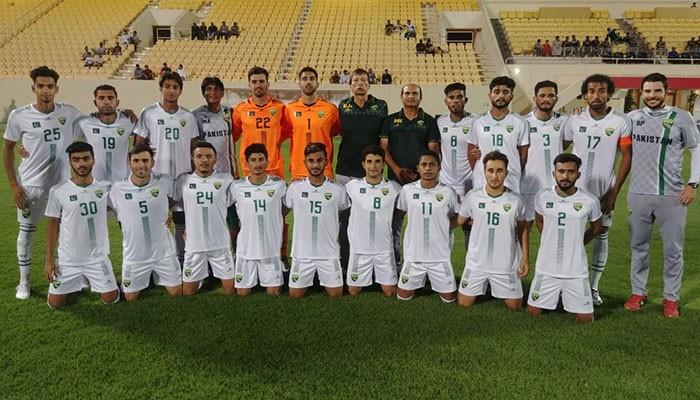 Pakistan Football Team Braces For Asian Games, SAFF Cup