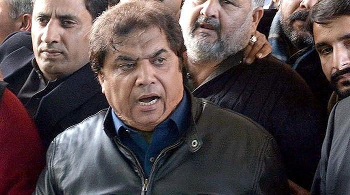 PML-N leader Hanif Abbasi sentenced to life in ephedrine quota case