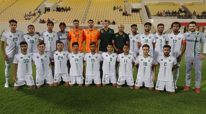 Pakistan football team braces for Asian Games, SAFF Cup