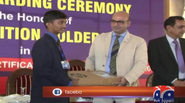 Orphan from Rajanpur clinches top position in matric exams in Lahore