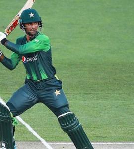 Fakhar Zaman becomes fastest player to score 1000 runs