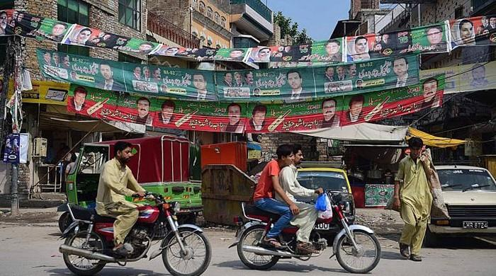 From gutters and war zones, the colourful election candidates
