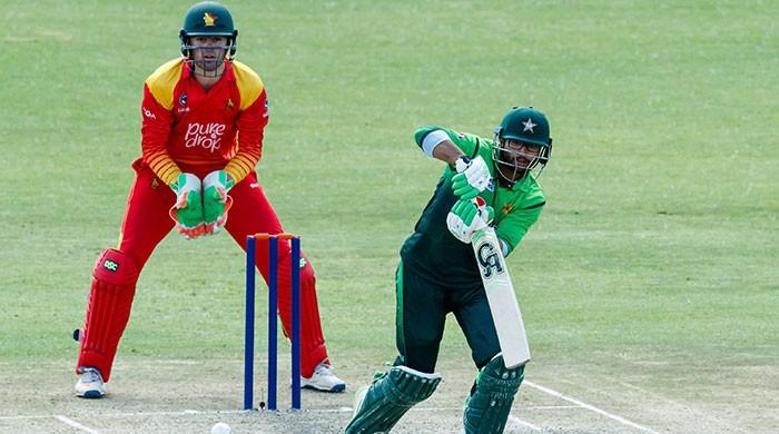 Pakistan thrash Zimbabwe for ODI series sweep